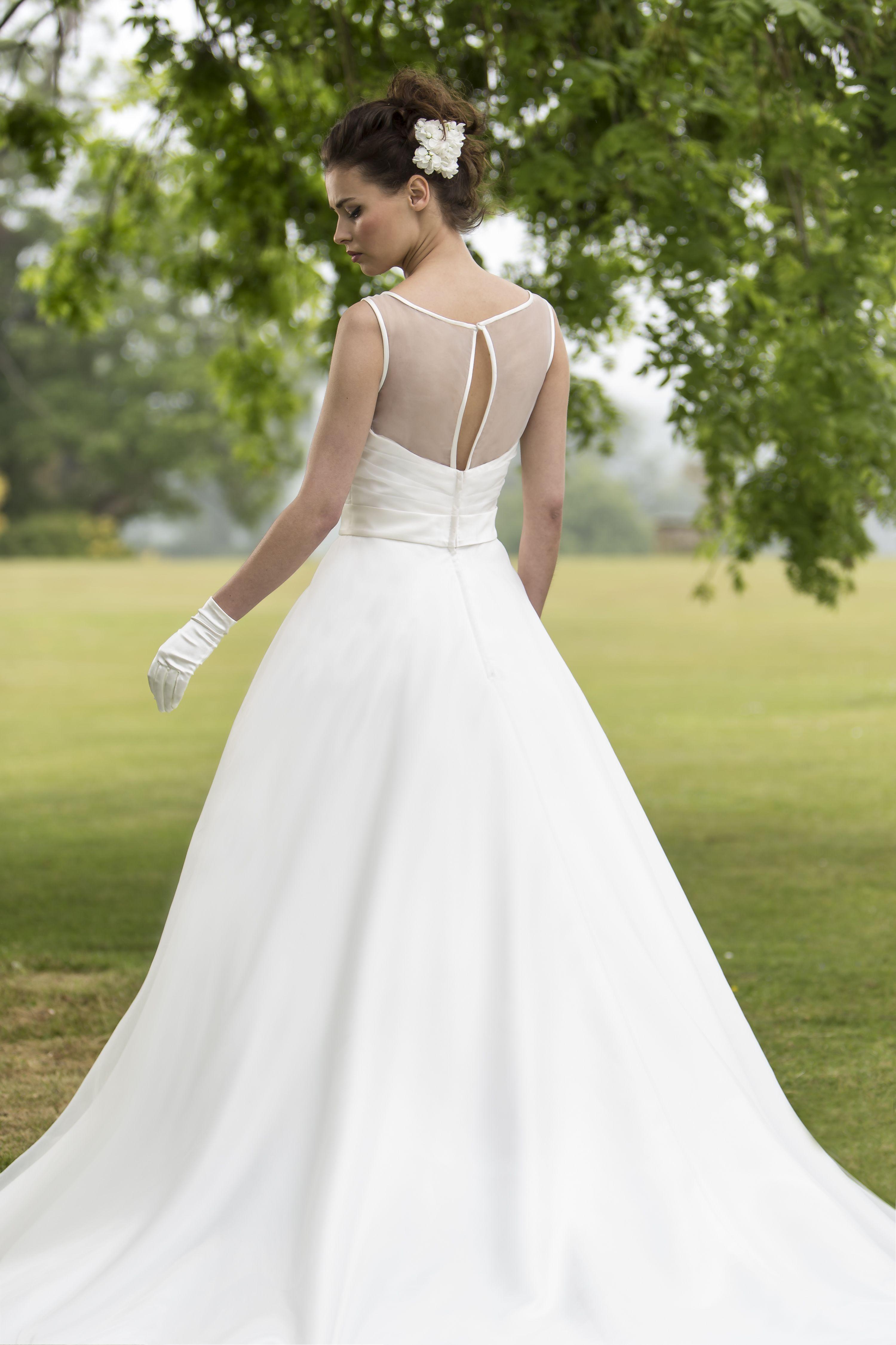 10++ Sheer bodice wedding dresses ideas