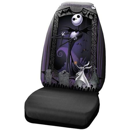 Marvelous Nightmare Before Christmas Graveyard Seat Cover Walmart Unemploymentrelief Wooden Chair Designs For Living Room Unemploymentrelieforg