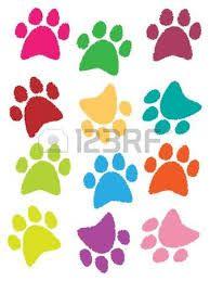 Resultado de imagen para imagenes de huellas de perros