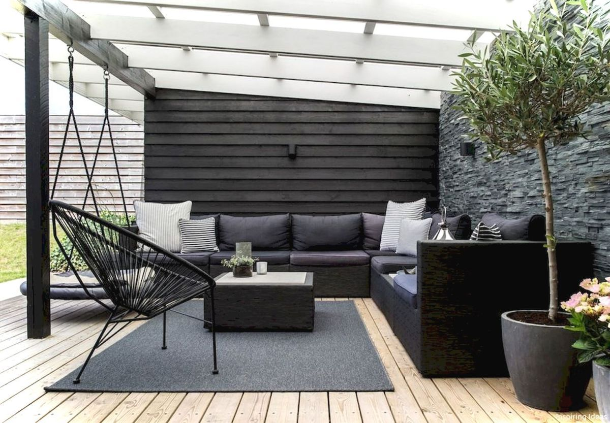 051 Affordable Garden Furniture Ideas For Inspiration Modern