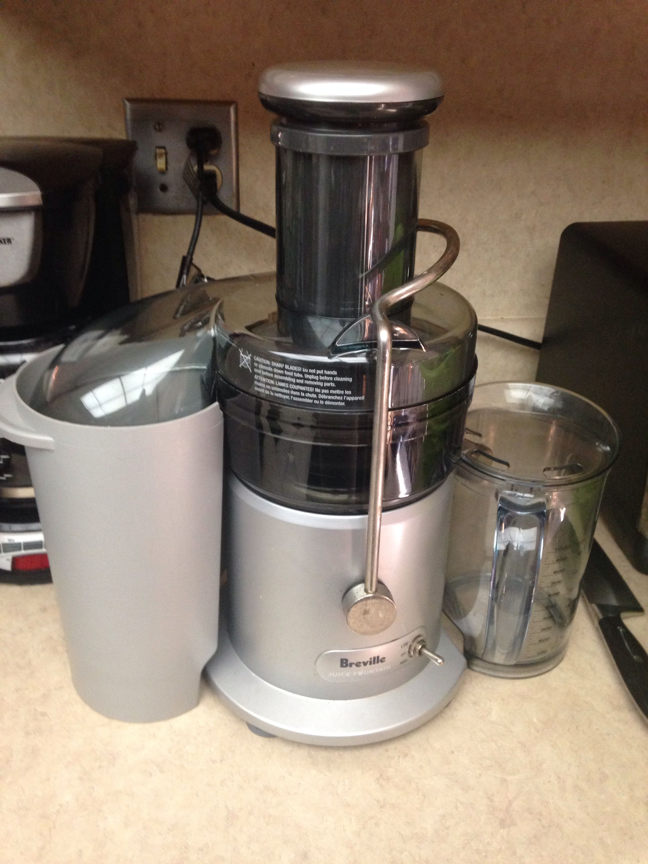 All made possible by one of our favorite appliances that's been going strong for four years!!! And still going!