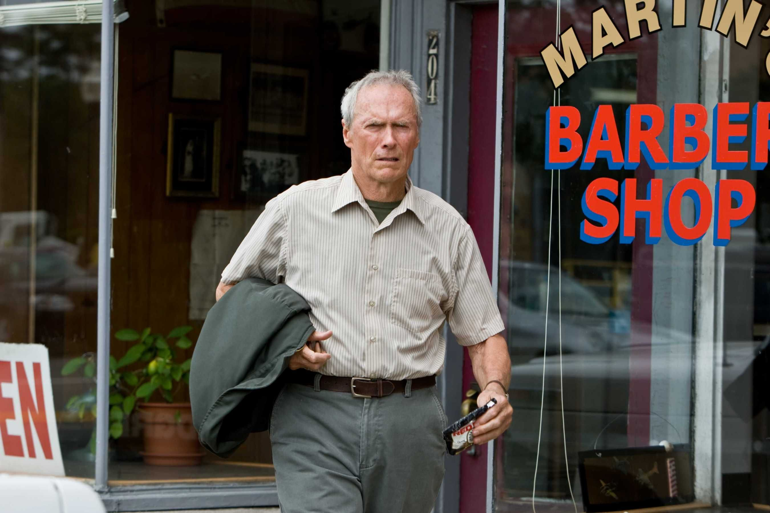 an analysis of the movie gran torino directed by clint eastwood Box office gross of clint eastwood-directed films  only three others cracked the  $100 million-mark: gran torino at $148 million, along with.