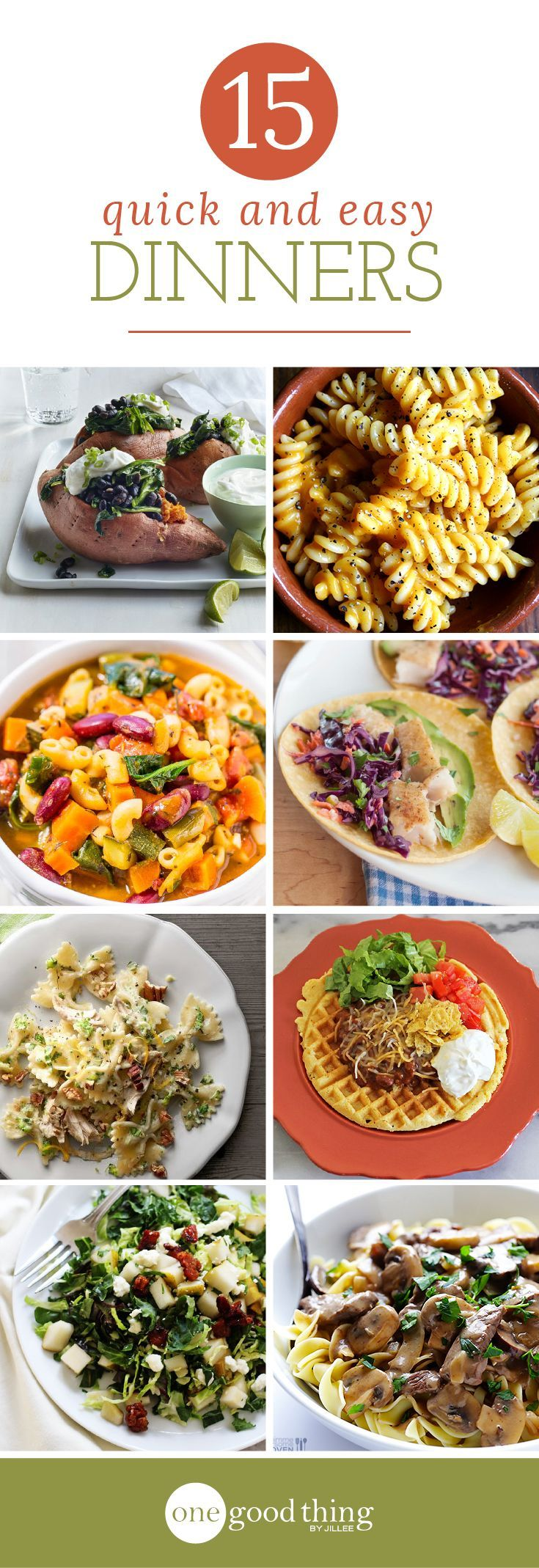 15 Flavorful and Healthy Family Meals That are Perfect for Picky Eaters pictures