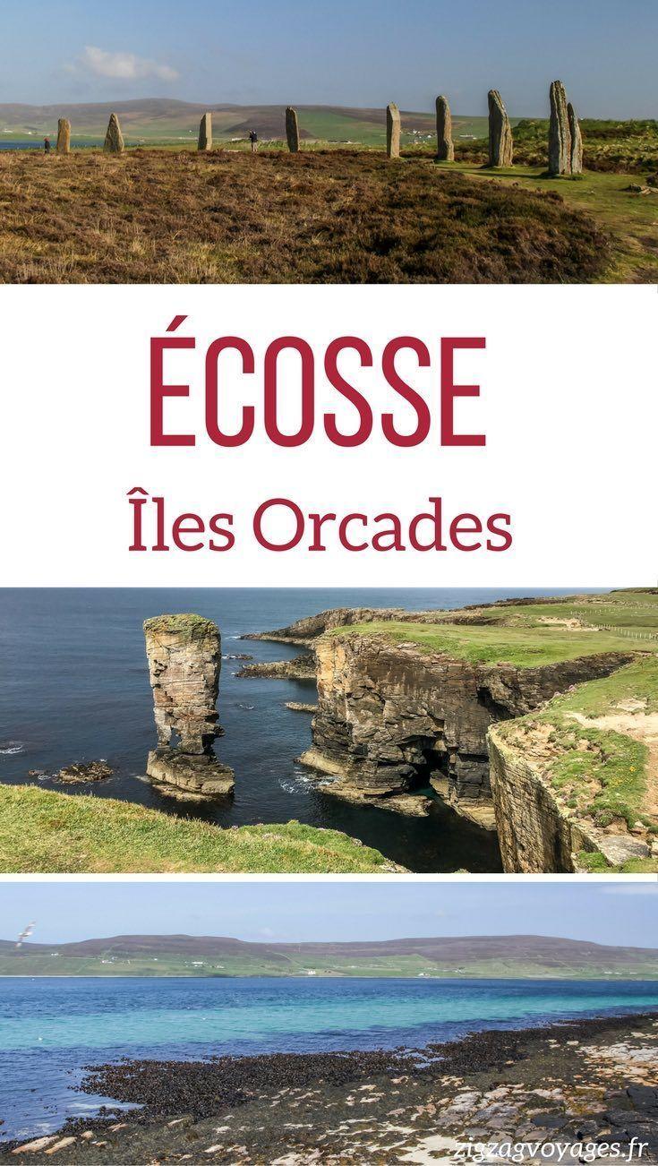 Les îles Orcades (Écosse) – Guide Pratique + lieux à voir + photos