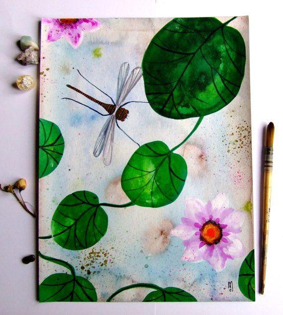 El vuelo ágil de la libélula y su capacidad para moverse en todas las direcciones exuda una sensación de poder y equilibrio - algo que sólo viene con la edad y madurez.