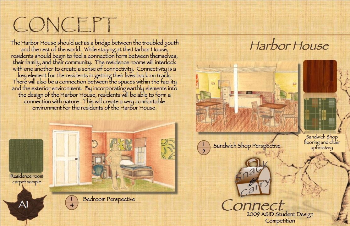Perfect Interior Design Concept Board With Concept Board | Color ...
