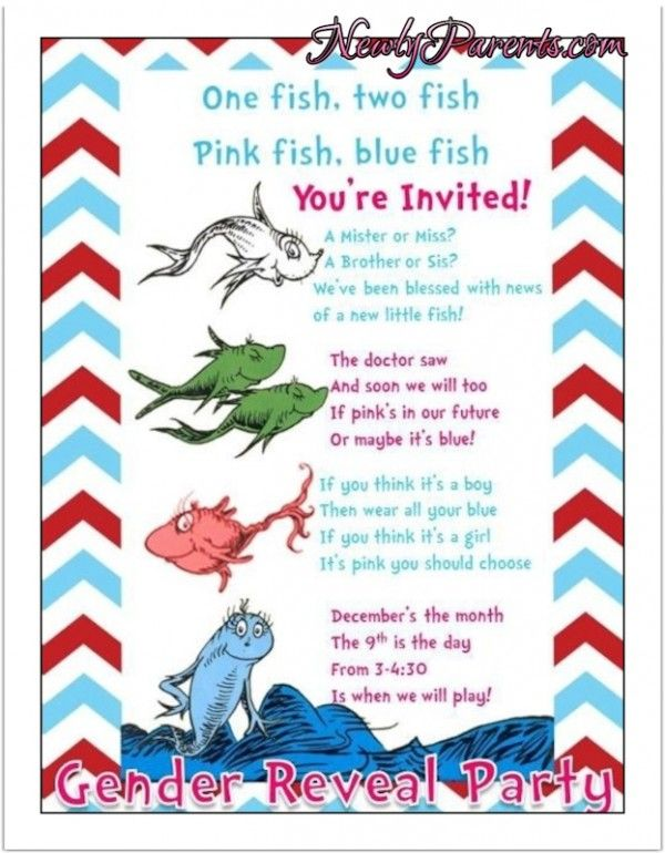 Gender Reveal Party Invite wording Someday Pinterest Reveal
