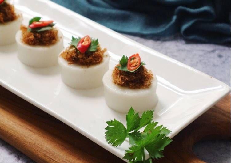 Resep Kue Talam Abon Oleh Moona S Kitchen Resep Makanan Dan Minuman Resep Masakan Indonesia Kue Camilan