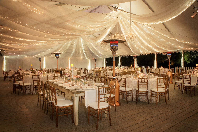 Shabby Chic & Garden-Inspired Malibu, California Wedding