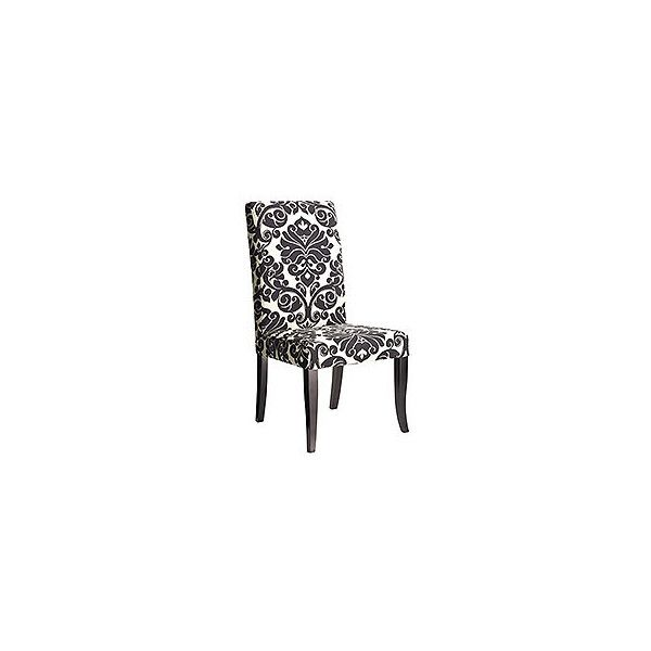 Pier 1 Imports - Damask Dining Chair (190 NZD) found on Polyvore
