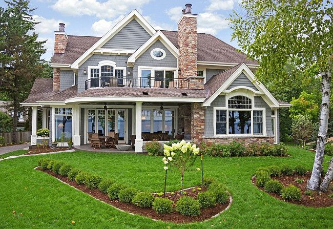 The Exterior Paint Color Is Benjamin Moore Briarwood. The