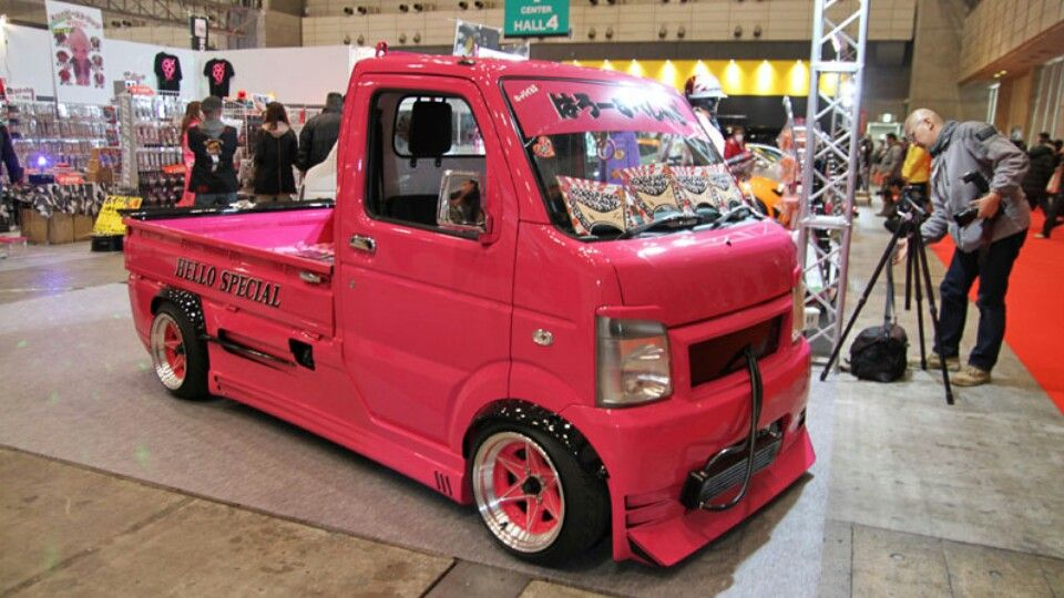 2c0816cbe5 Custom kei truck