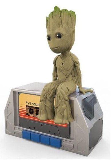 Disney Marvel Guardians of the Galaxy Vol 2 Dancing Groot Speaker Boombox AUX