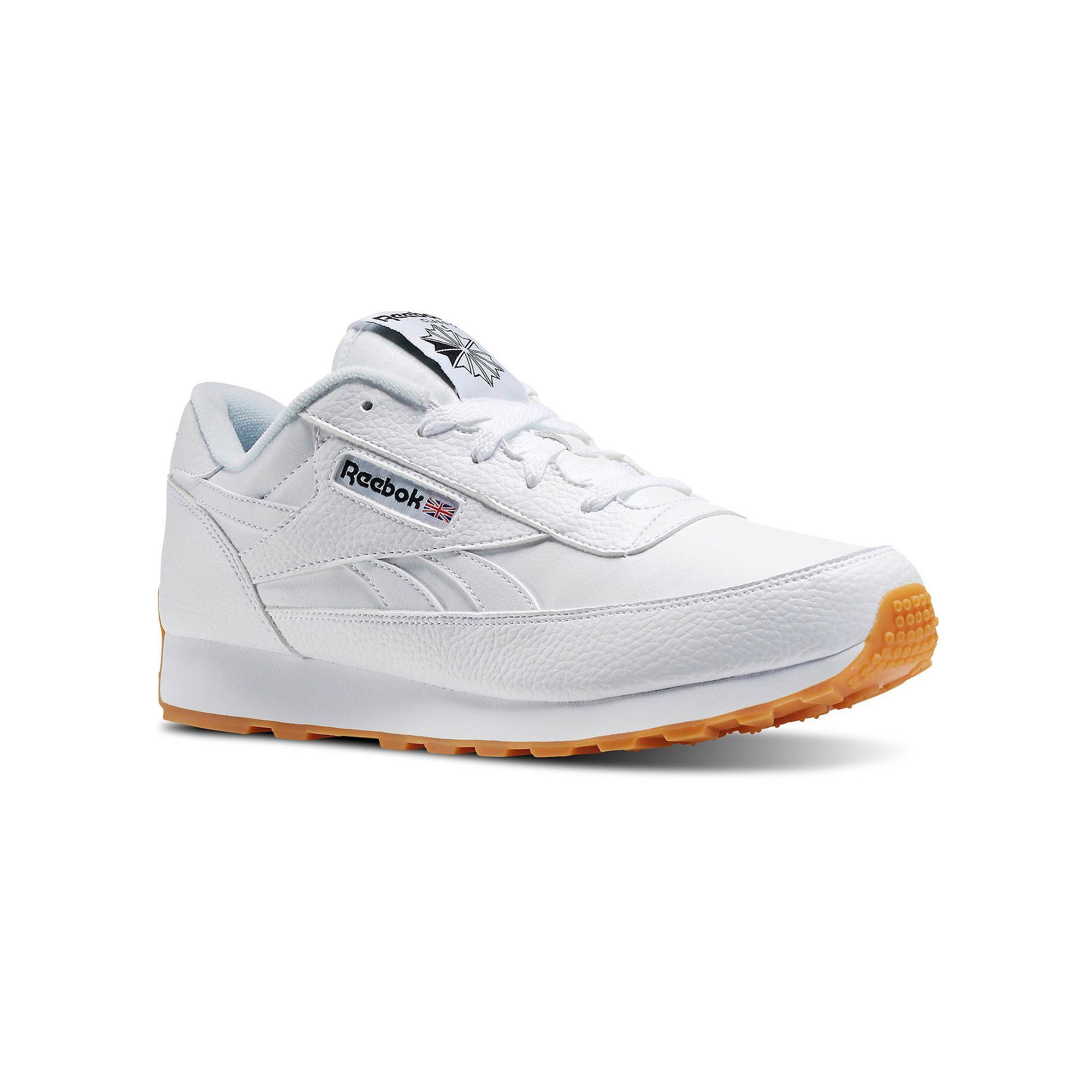 reebok unphased pro trainers in white