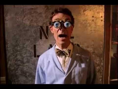 Bill Nye The Science Guy - Eyeballs (Full Episode) - YouTube ...