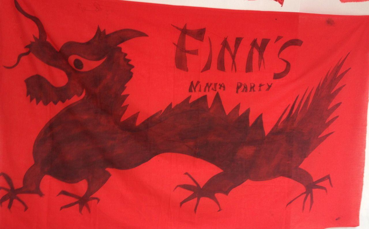 Daisy and Finn's Party Ideas.