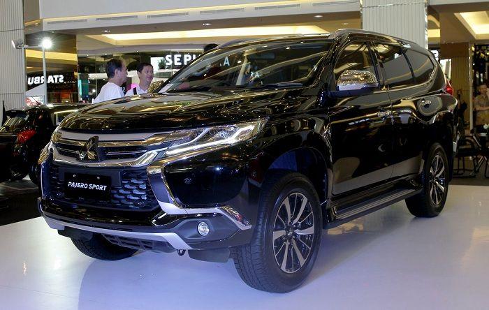 Deretan Harga Mobil Mitsubishi Terbaru Pajero Sport Pajero Carros