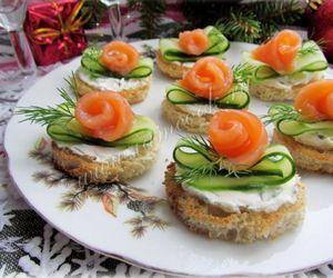 Праздничные бутерброды — подР...