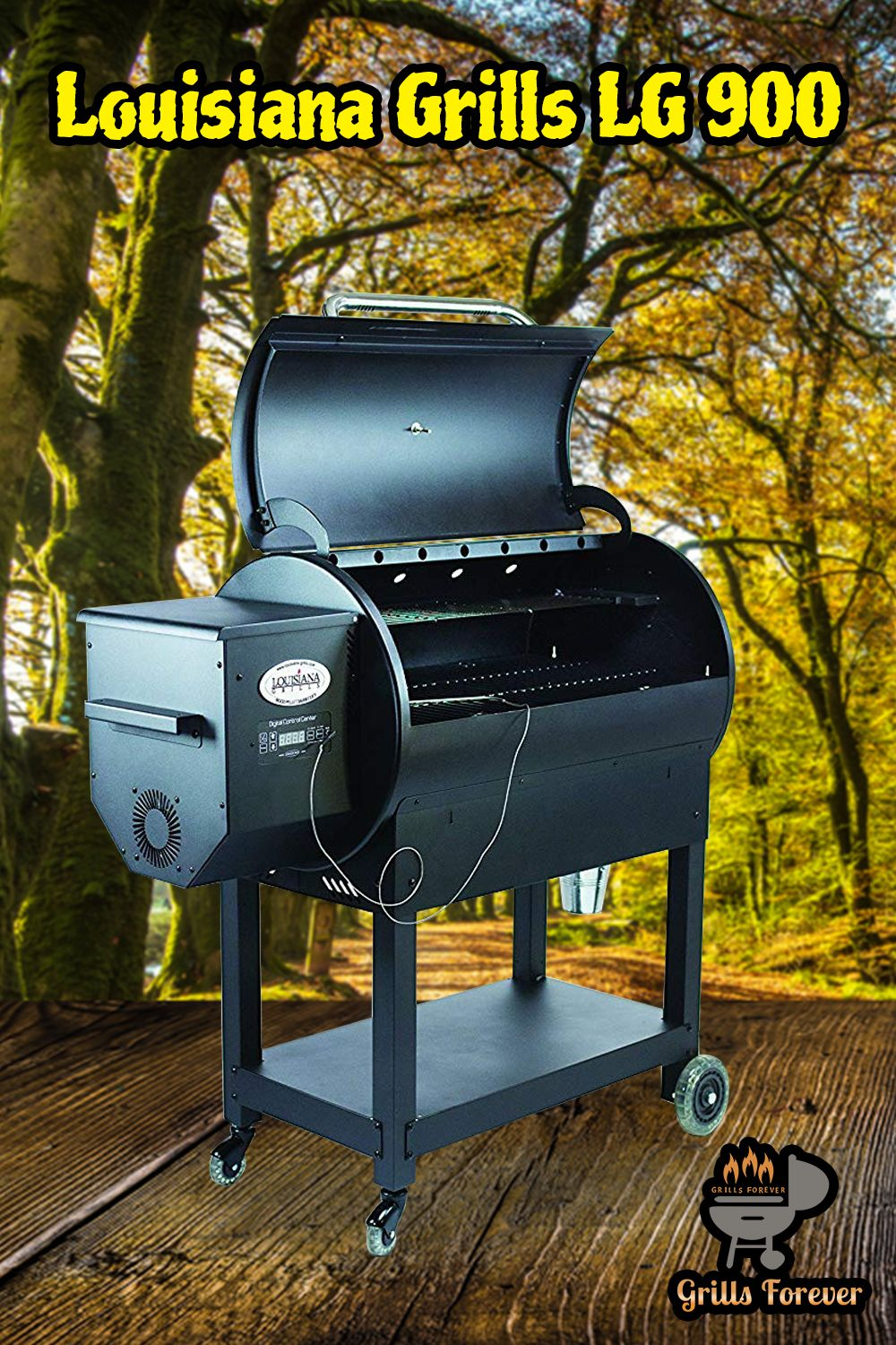 Louisiana Grills Lg 900 Review Nov 2018 Grills Forever Louisiana Grills Grilling Louisiana