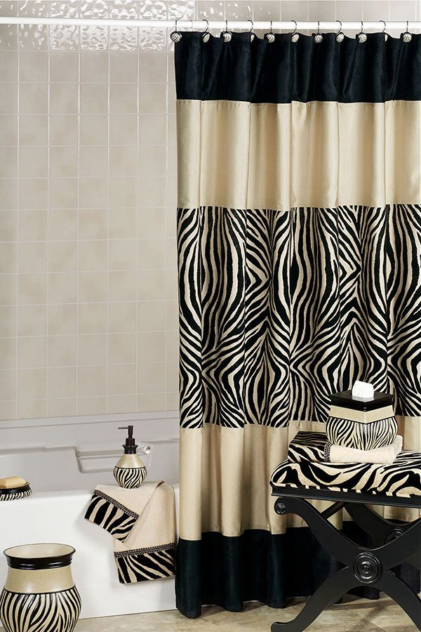 Pin On Bathroom Sets Shower Curtains