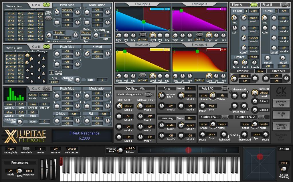 free vst instruments synthesizer