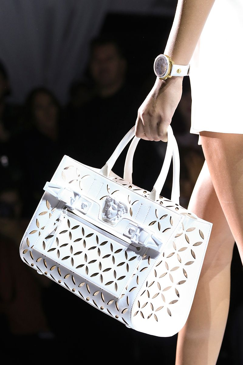 87a6ee08f3c Versace Spring 2015 RTW - Runway   Shoes and Accessories   Fashion ...