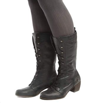 Women's Black Red Or Dead Maths Boots | schuh