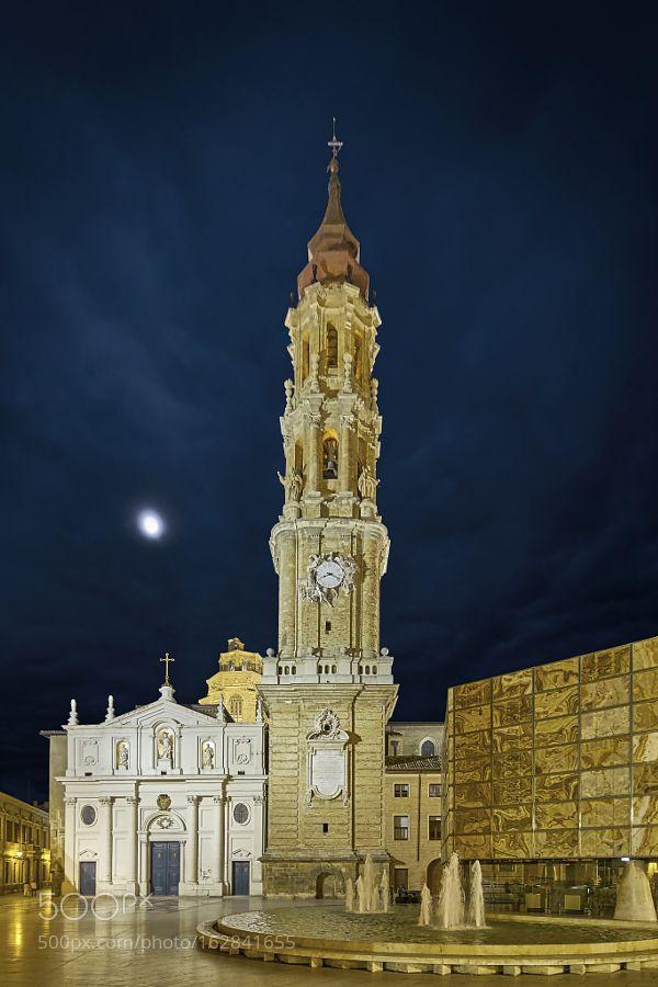 Catedral del Salvador de Zaragoza by neobit