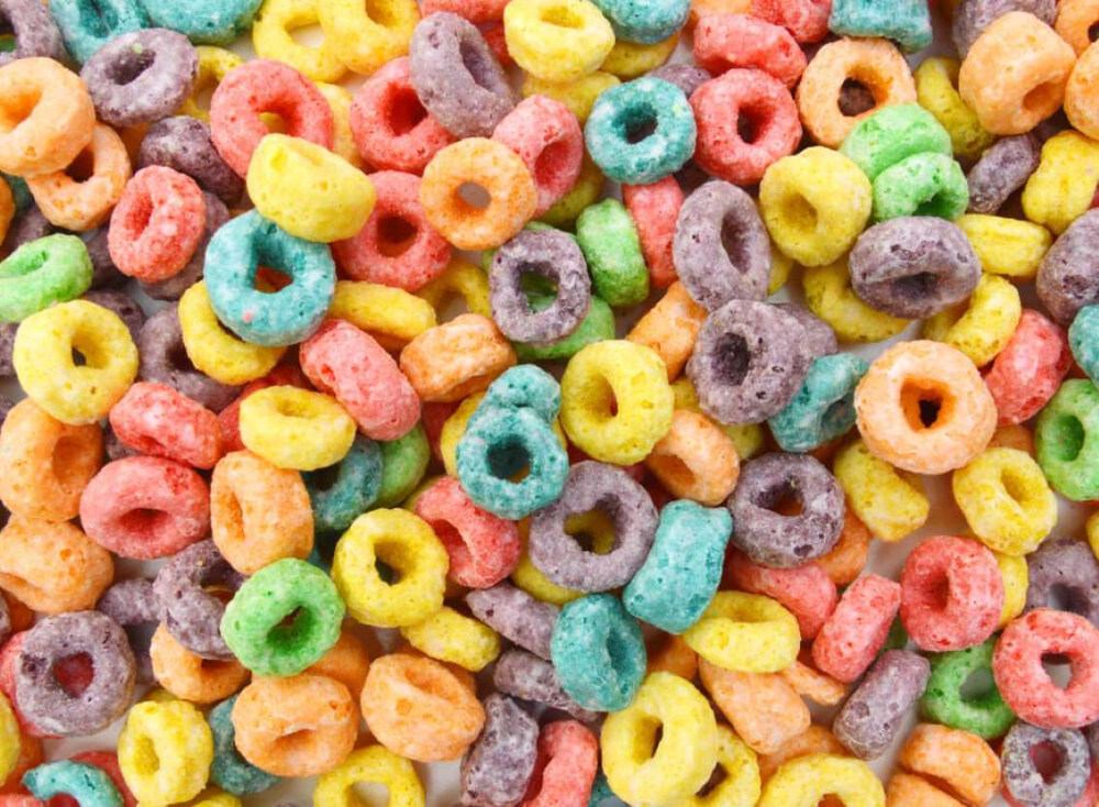 Froot Loops Are All The Same Flavor Hong Vo Shutterstock Mind Blowing Facts Mind Blown Fruit Loops