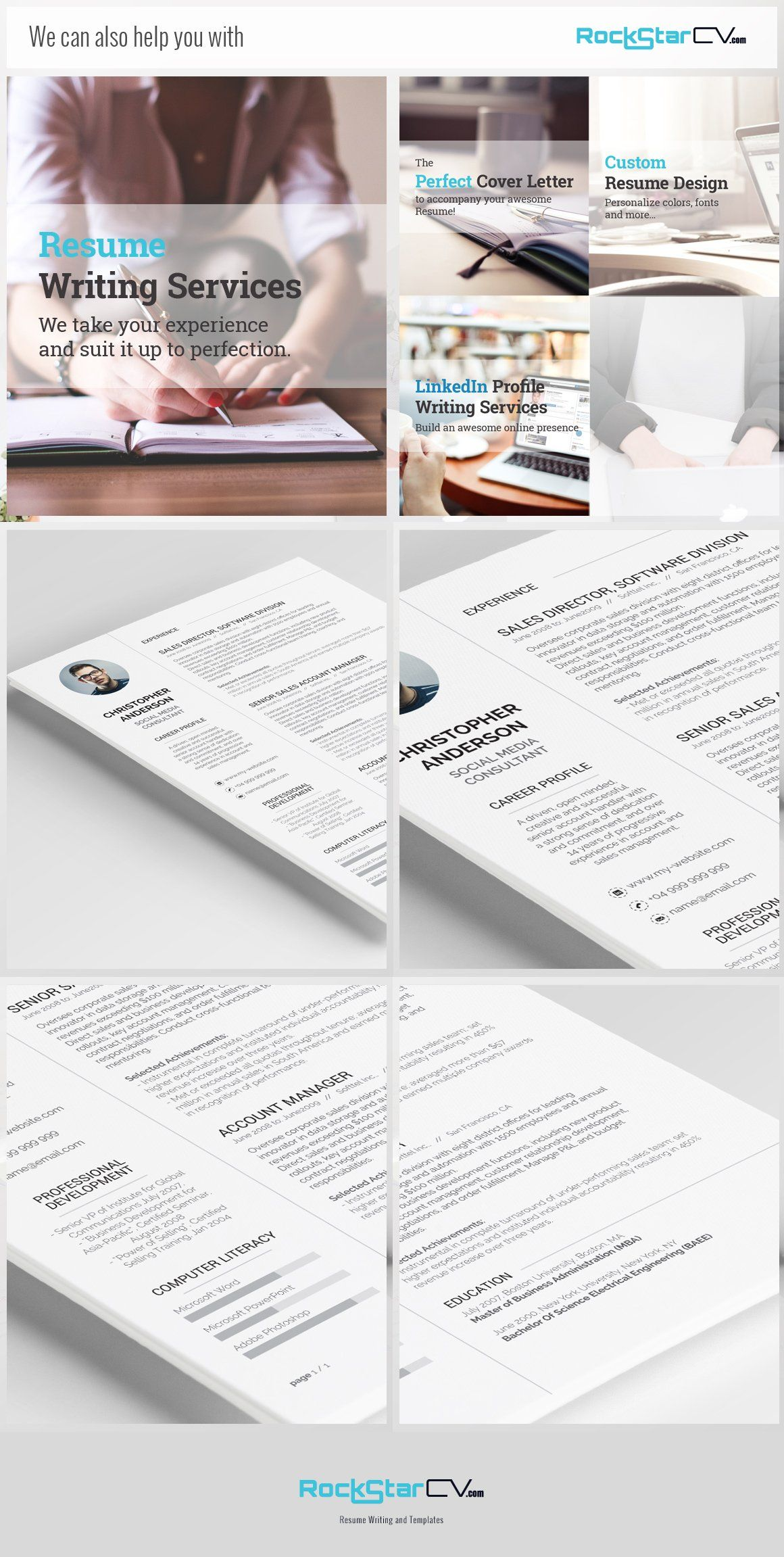 How effective are resume writing services
