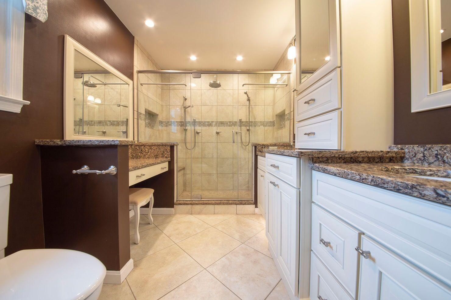 Bathroom Remodeling In Leonardtown Md By Southern Maryland Kitchen Bath Floors Design Floor Design Bathrooms Remodel Remodel [ jpg ]