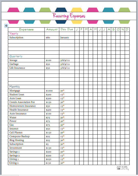 photograph regarding Free Printable Budget Binder Worksheets known as Cost-free Printable Funds Binder Buy Ready! Finance