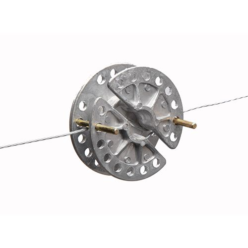 High Tensile Electric Fencing Aluminium Permanent Wire Tensioner ...