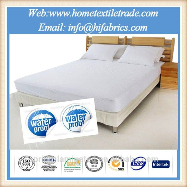 Bulk Knitted Waterproof Mattress Protector With Zipper Full Xl Bed For Hotel And Home In Waterproof Changing Pad Cover Waterproof Mattress Mattress Encasement