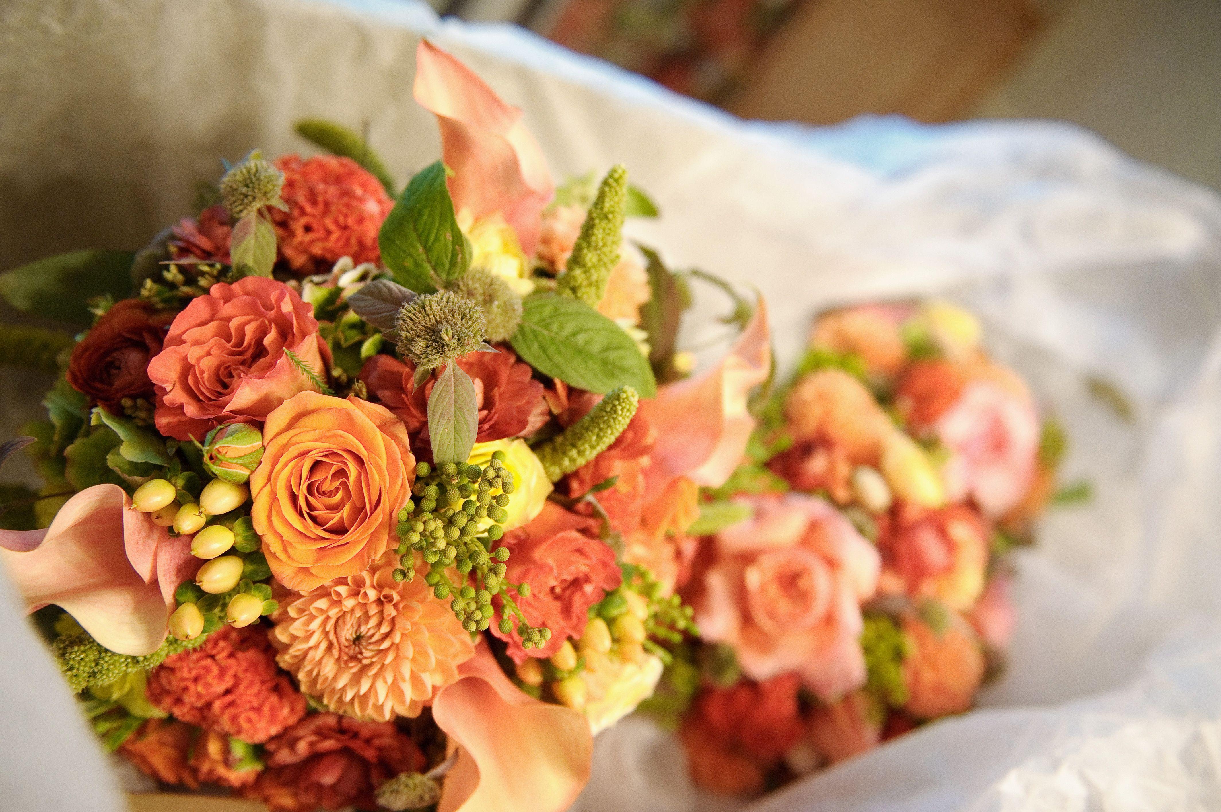 Breathtaking bouquets
