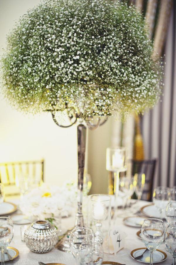 San Juan Wedding by Kristen Marie Photography Centros de mesa - decorar jarrones altos