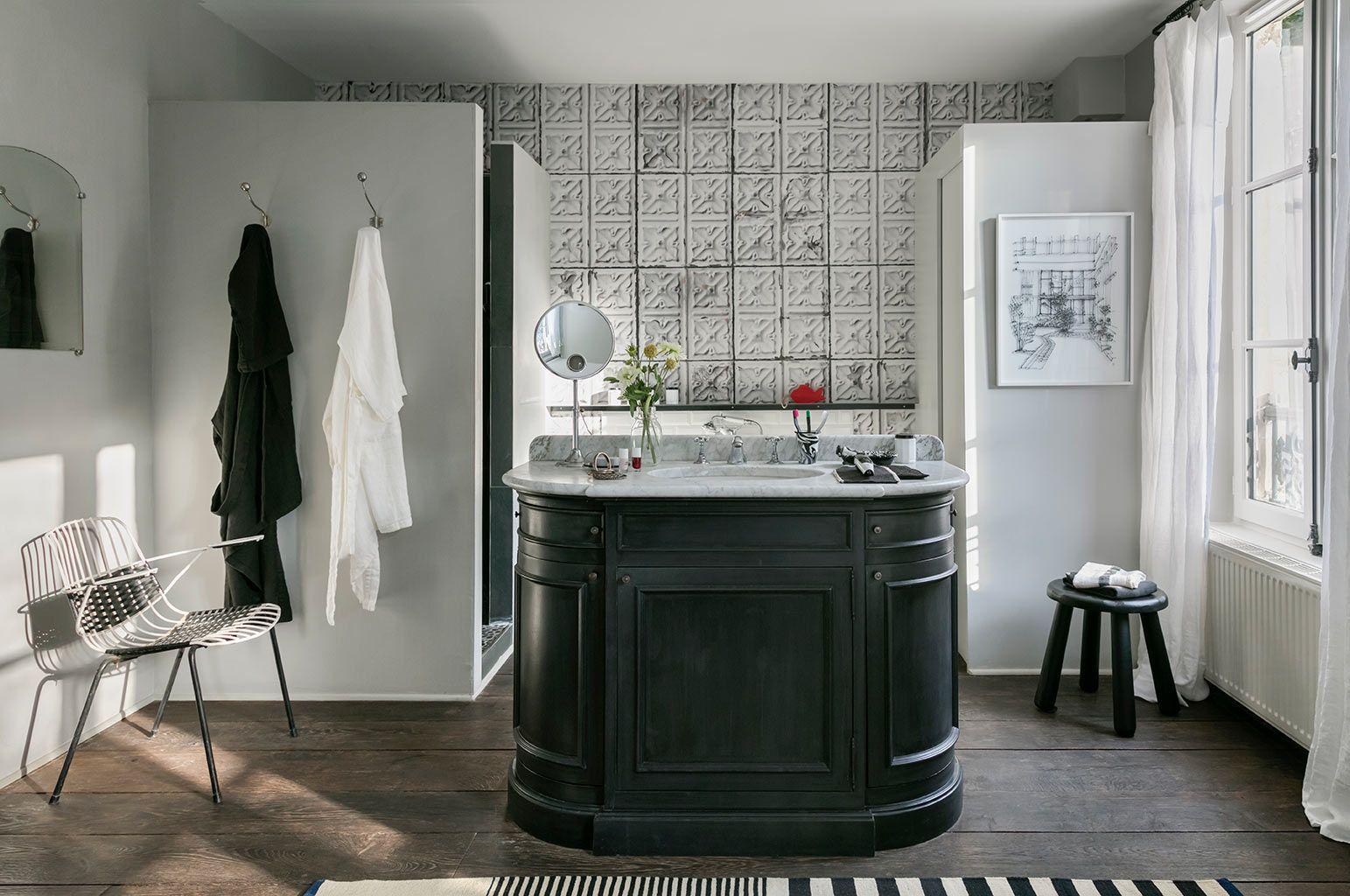 La Maison Merci A Paris Salle De Bain Extraordinaire Salle De Bain Salle De Bain Design