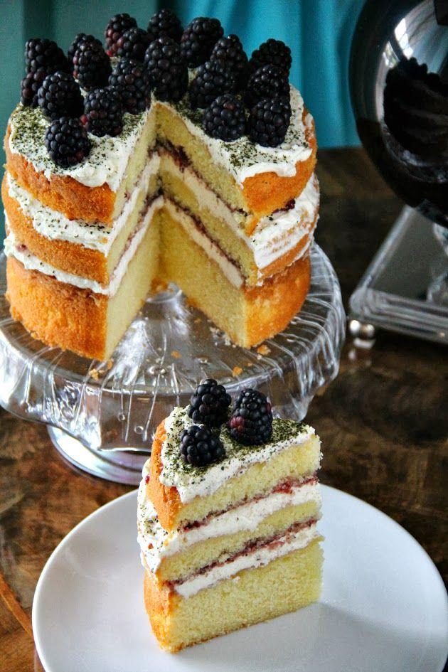 Victoria Sponge Cake Con Crema Tiramisù My Blog Chiarapassion