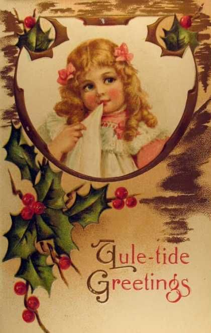 Yuletide greetings an old fashioned christmas pinterest yuletide greetings m4hsunfo