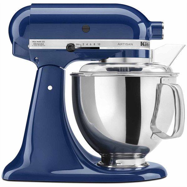 KitchenAid Artisan 5-qt. Stand Mixer KSM150PS ($500) ❤ liked on ...