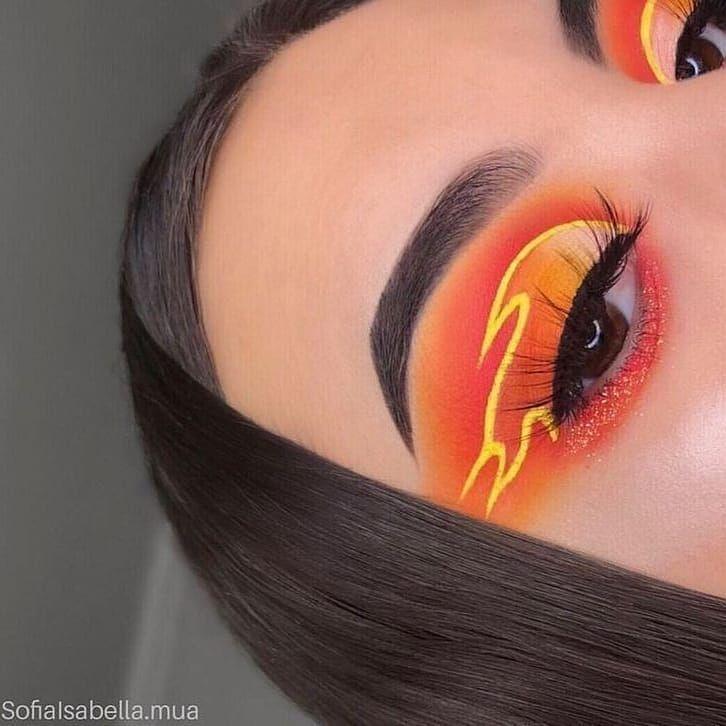 """Photo of MakeUpLife on Instagram: """"How beautiful 😍😍😍@makeuplylifee . . . #makeup #makeupartist #makeuptutorial #makeupvideos #makeuprevolution #makeupbyme #makeupoftheday…"""""""