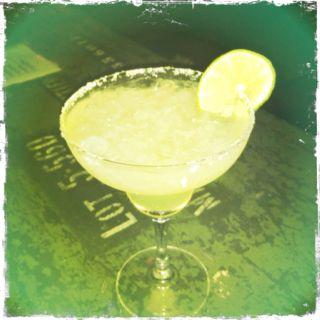 Marguerite cocktail...