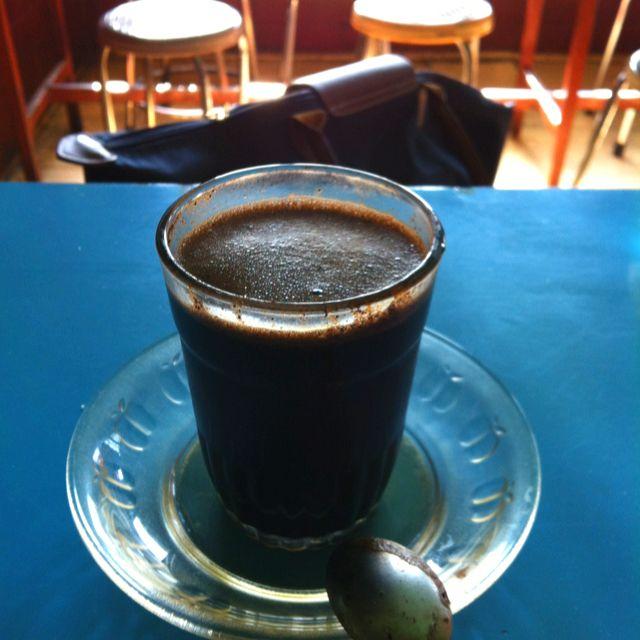 Kopi Tubruk The Indonesian Way Of Enjoying Strong Black Coffee