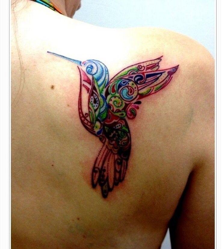 Bird tattoo Hummingbird tattoo, Tattoo designs, Tattoo