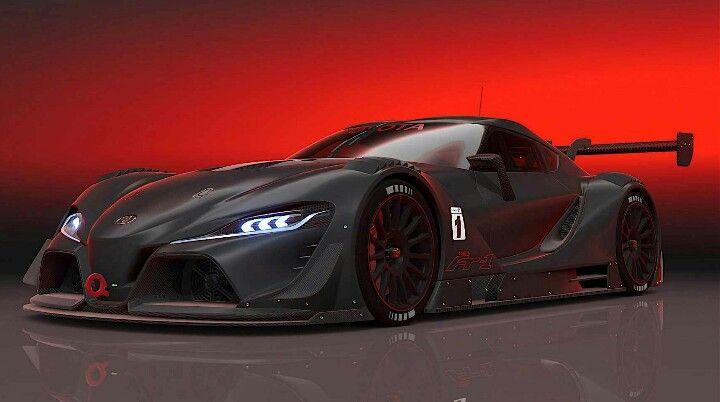 TOYOTA Concept cars, Car, Toyota