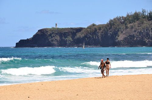 Photos of nude beaches on kauai