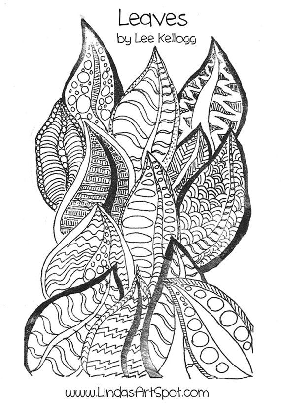 Leaves fine are texture stamp by Lee Kellogg resin clay stamping and embossings Unmounted stamp great for polymer clay