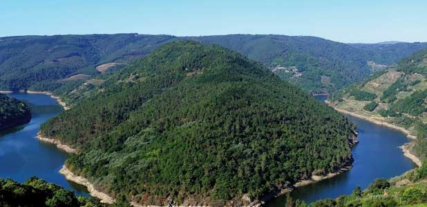 Cabo del Mundo. Galicia. España