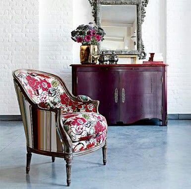 La tendencia al tapizar tus muebles