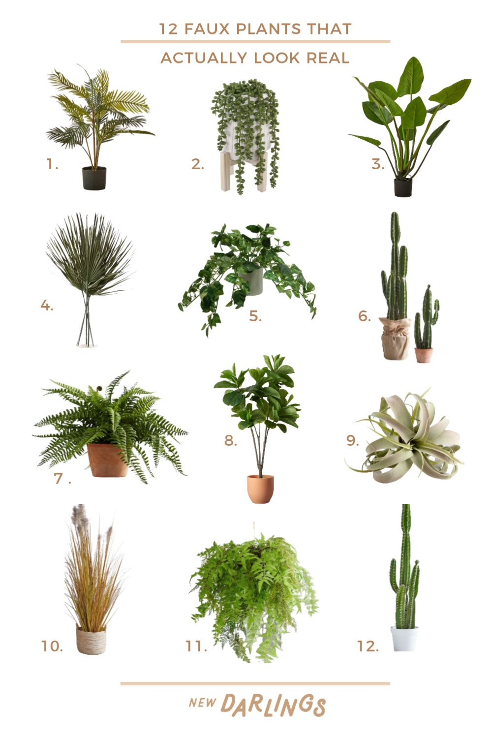 Fake Plant Mother In Law S Tongue Potted 24 Tall Artificial Plants Artificial Potted Plants Plants